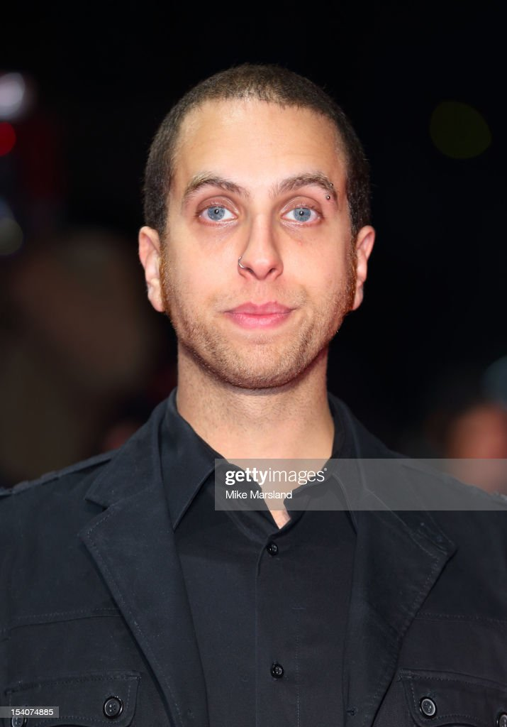 Brandon Cronenberg attends the premiere of 'Antiviral' during the 56th BFI London Film Festival at Odeon West End on October 13, 2012 in London, England.