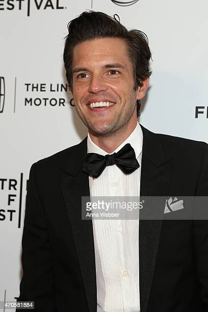 Brandon Flowers attended The Lincoln Motor Company and Tribeca Film Festival hosted special centennial tribute on Tuesday honoring the great Frank...