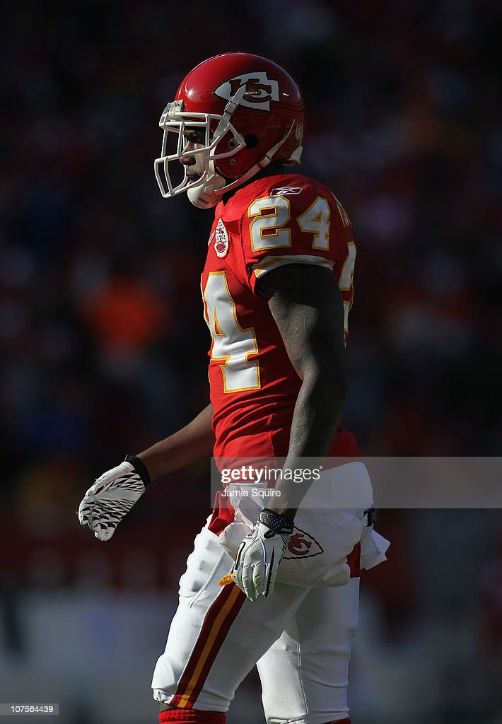 39f9bba16e3 ... Brandon Flowers 24 of the Kansas City Chiefs in action during the game  against the ...