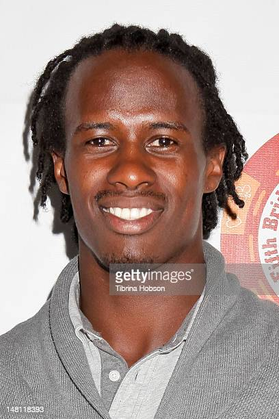 Brandon Lloyd attends The Playboy Mansion kickoff party for the ESPYs at the Playboy Mansion on July 9 2012 in Beverly Hills California