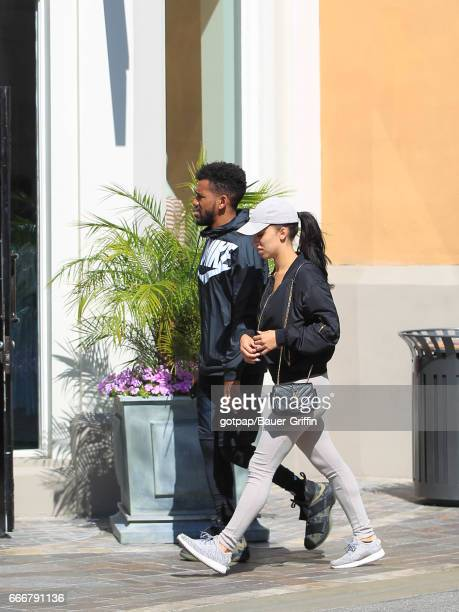 Brandon Mychal Smith is seen on April 09 2017 in Los Angeles California