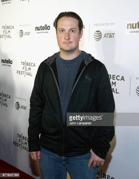 Brandon O'Brien attends Shorts Postcards during the 2017 Tribeca Film Festival at Regal Battery Park Cinemas on April 22 2017 in New York City