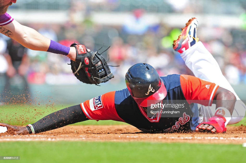 Colorado Rockies v Atlanta Braves