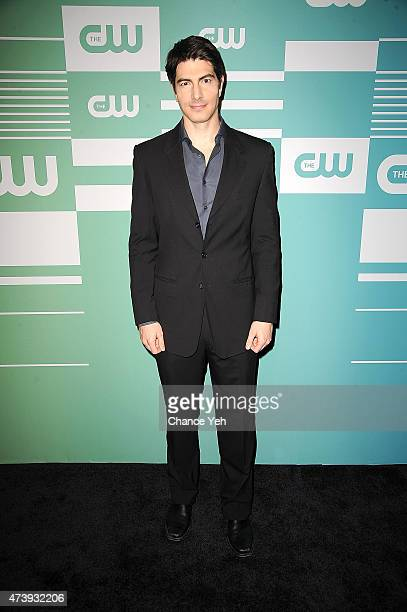 Brandon Routh attends The CW Network's New York 2015 Upfront Presentation at The London Hotel on May 14 2015 in New York City