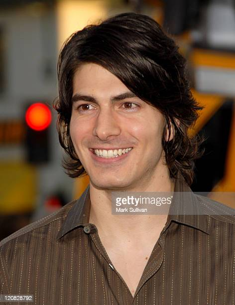 Brandon Routh during 2007 Los Angeles Film Festival 'Transformers' Premiere Arrivals at Mann Bruin in Westwood CA United States