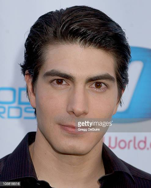 Brandon Routh during Movieline's Hollywood Life 8th Annual Young Hollywood Awards Arrivals at Music Box at The Fonda in Los Angeles California United...