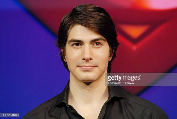 Brandon Routh during Superman Returns Tokyo Press Conference at Grand Hyatt Tokyo in Tokyo Japan