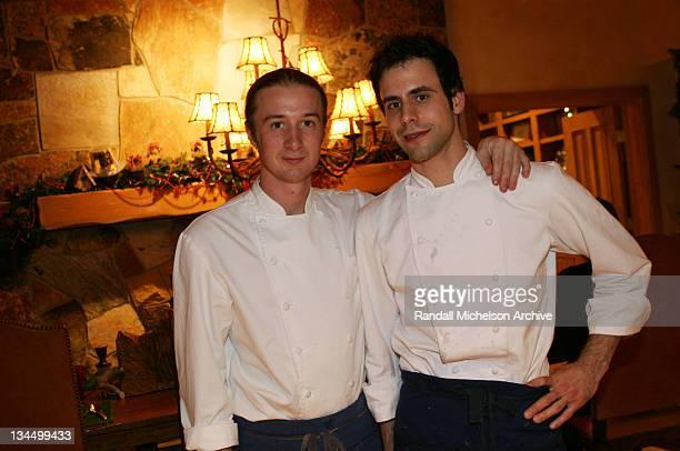 Brandon Scimeca and Matthew Wadiak owners of Cooks' Venture