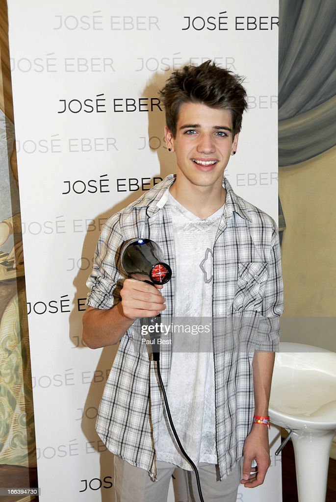 Brandon Tyler Russell attends 3rd Annual Rockn Rolla Movie Awards Eco Party on April 11, 2013 in Los Angeles, California.