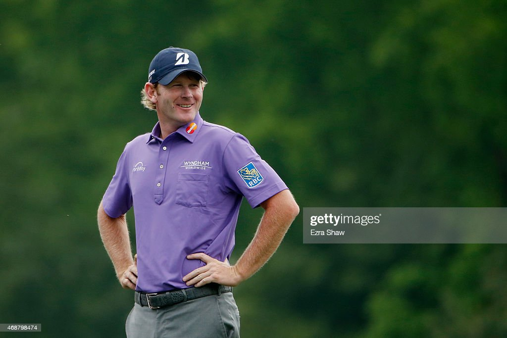 <a gi-track='captionPersonalityLinkClicked' href=/galleries/search?phrase=Brandt+Snedeker&family=editorial&specificpeople=2345049 ng-click='$event.stopPropagation()'>Brandt Snedeker</a> of the United States waits on a tee box during a practice round prior to the start of the 2015 Masters Tournament at Augusta National Golf Club on April 7, 2015 in Augusta, Georgia.