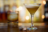 Brandy Alexander Drink