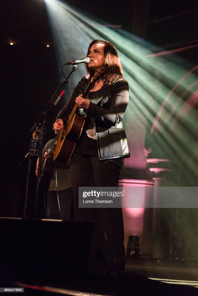Brandy Clark Performs At The Union Chapel