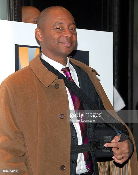 Branford Marsalis during The Creative Coalition Gala Hosted by Gotham Magazine December 18 2006 in New York City New York United States