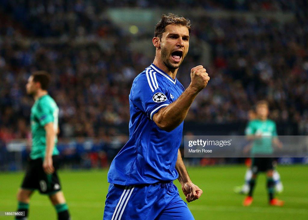 FC Schalke 04 v Chelsea - UEFA Champions League