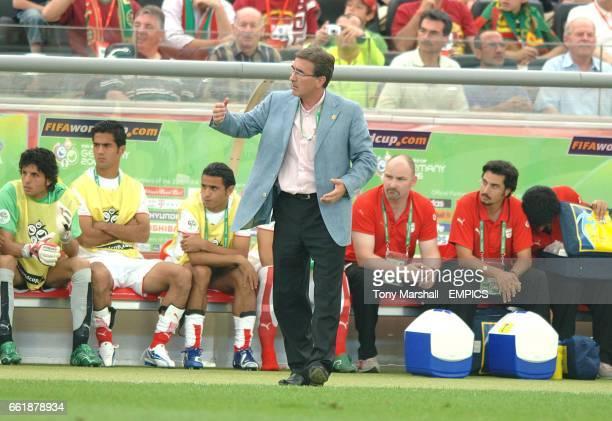 Branko Ivankovic Iran manager