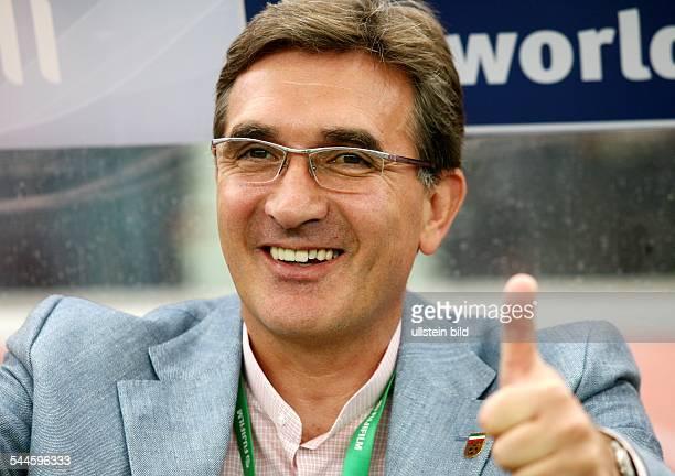 Branko Ivankovic Sportler Trainer Fußball Kroatien Nationaltrainer Iran FIFA WM 2006