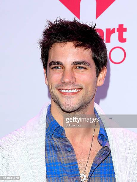 Brant Daugherty attends the 2013 KIIS FM's Jingle Ball held at Staples Center on December 6 2013 in Los Angeles California