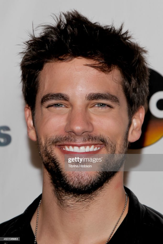 <a gi-track='captionPersonalityLinkClicked' href=/galleries/search?phrase=Brant+Daugherty&family=editorial&specificpeople=7313465 ng-click='$event.stopPropagation()'>Brant Daugherty</a> attends the 'Dancing With The Stars' wrap party at Sofitel Hotel on November 26, 2013 in Los Angeles, California.