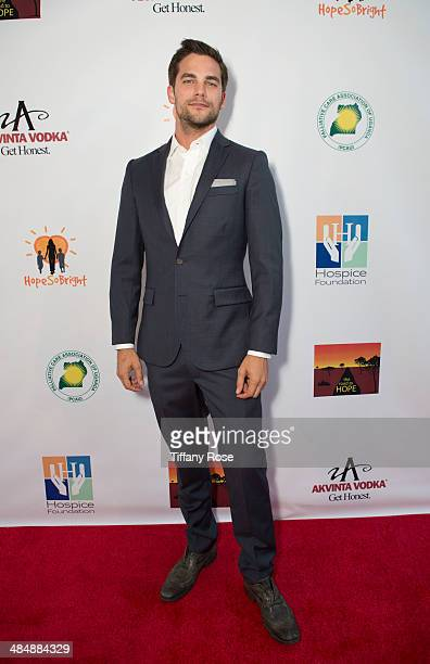 Brant Daugherty attends the Road To Hope Charity Event Hosted by Torrey DeVitto Benefitting the Palliative Care Association of Uganda and The Hospice...