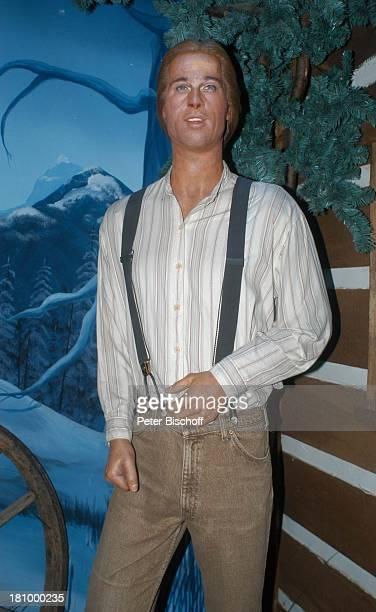 Brat Pitt im Film 'Legenden der Leidenschaft' Wax Museum Wachsfigur Los Angeles LA Kalifornien Californien USA Amerika Nordamerika Reise moderner...