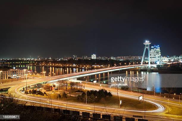 Bratislava at Night