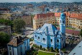 Church of St. Elisabeth - Bratislava, Slovakia