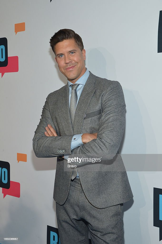EVENTS -- 'Bravo Upfront 2013, Wednesday April 3rd at Stage 37 in New York City' -- Pictured: Fredrik Eklund --