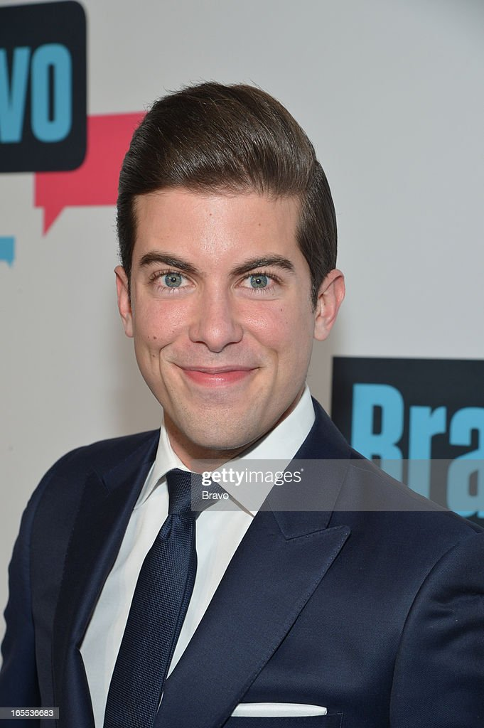 EVENTS -- 'Bravo Upfront 2013, Wednesday April 3rd at Stage 37 in New York City' -- Pictured: Luis D. Ortiz --