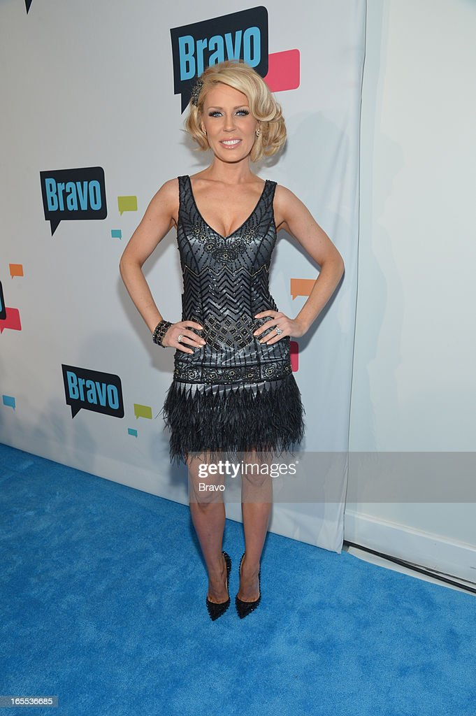 EVENTS -- 'Bravo Upfront 2013, Wednesday April 3rd at Stage 37 in New York City' -- Pictured: Gretchen Rossi --