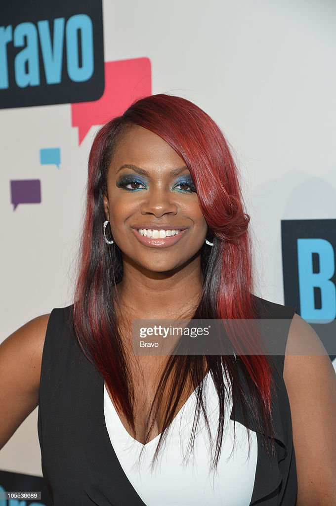 EVENTS -- 'Bravo Upfront 2013, Wednesday April 3rd at Stage 37 in New York City' -- Pictured: Kandi Burruss --