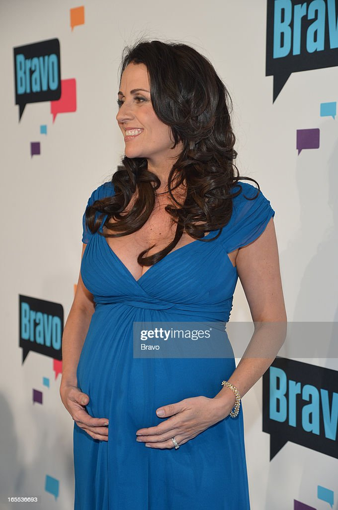EVENTS -- 'Bravo Upfront 2013, Wednesday April 3rd at Stage 37 in New York City' -- Pictured: (l-r) Jenni Pulos --