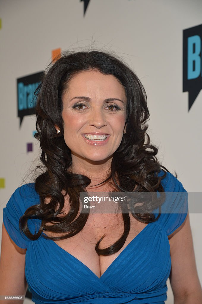 EVENTS -- 'Bravo Upfront 2013, Wednesday April 3rd at Stage 37 in New York City' -- Pictured: Jenni Pulos --