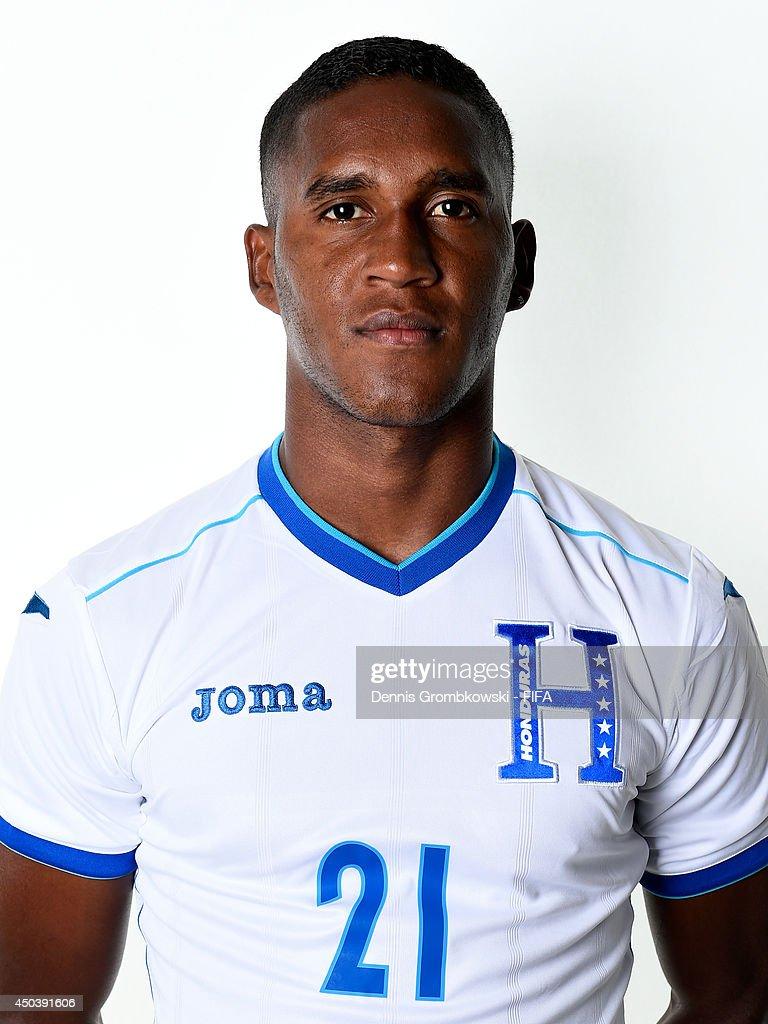 Honduras Portraits - 2014 FIFA World Cup Brazil