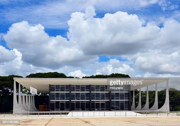 Brasil, Brasilia, Suprema Corte Federal-Tribunal Jefe Supremo de