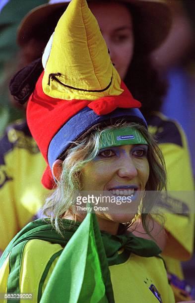 SOCCER brazil cup denmark team women final world fan