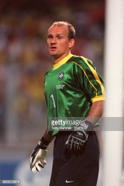 Brazil goalkeeper Taffarel