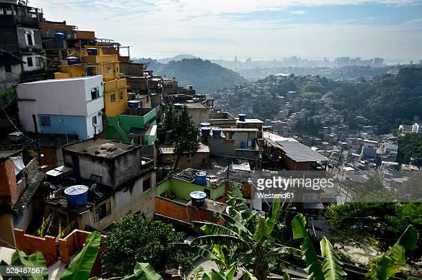 Brazil, Rio de Janeiro, Favela Morro dos Prazeres