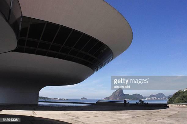 Brazil Rio de Janeiro Rio de Janeiro Niteroi Contemporary Art Museum