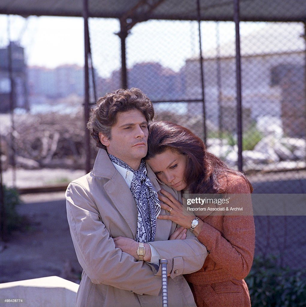 florinda bolkan and tony musante in the anonymous venetian ian actress florinda bolkan florinda soares bulcao and american actor tony musante anthony