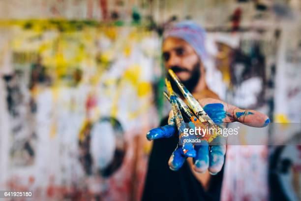 Artiste brésilien
