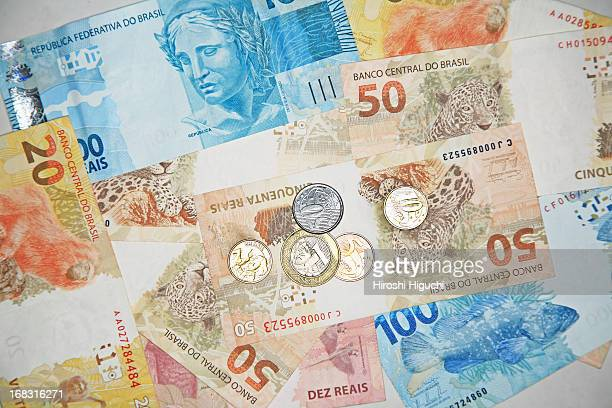 Brazilian Currency Stock Photos and Pictures | Getty Images