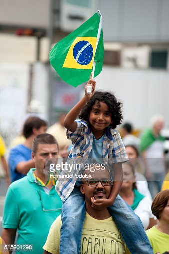 Brazilian Demonstrators