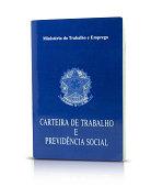 Brazilian document work and social security ( Carteira de Trabalho e Previdencia Social)