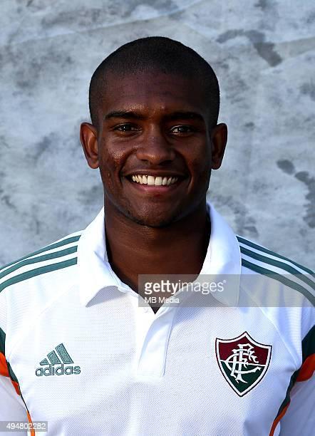 Brazilian Football League Serie A / Marlon Santos da Silva Barbosa ' Marlon Santos '