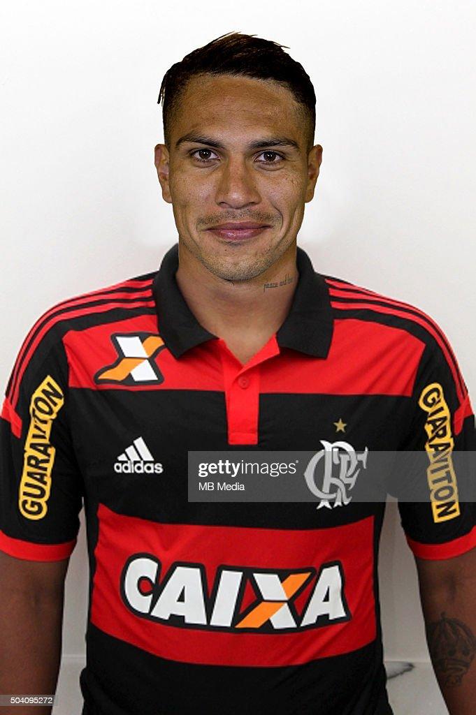 Brazilian Football League Serie A / 'n( Clube de Regatas do Flamengo ) - 'nJose Paolo Guerrero Gonzales