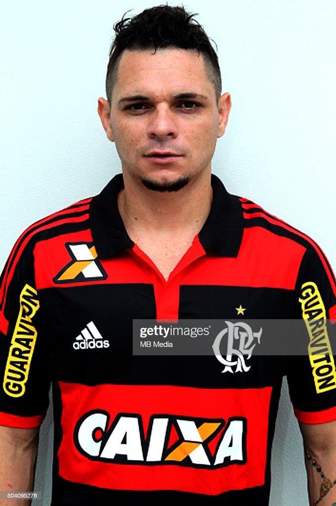 Brazilian Football League Serie A / 'n( Clube de Regatas do Flamengo ) - 'nMarcos Rogerio Ricci Lopes - Para