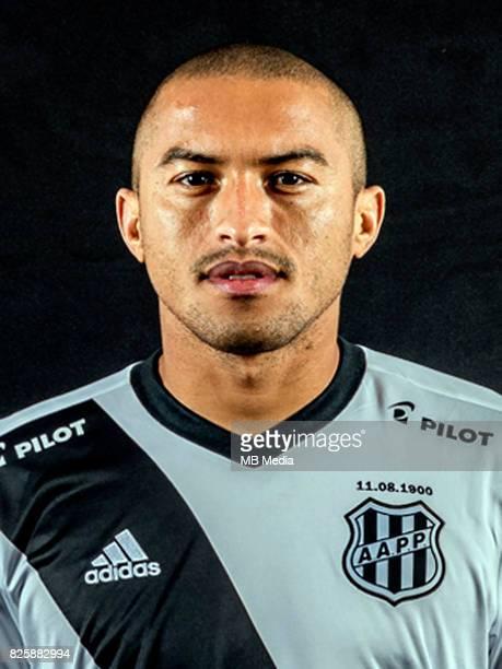Brazilian Football League Serie A / 'n 'nSeverino de Ramos Clementino ' Nino Paraiba '