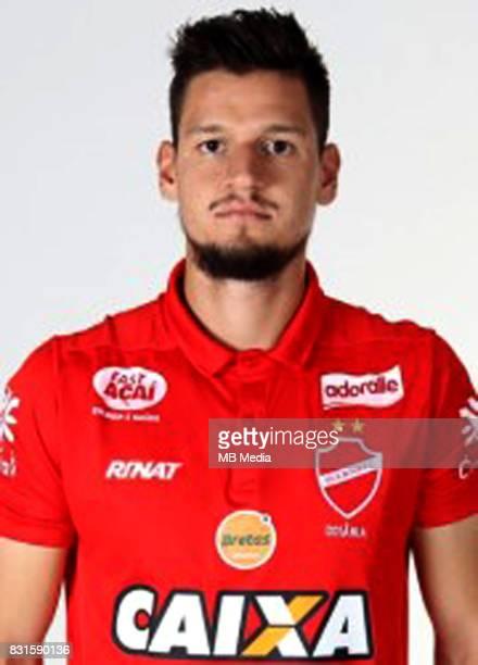 Brazilian Football League Serie B 2017 / 'n 'nAlisson Christian Brand ' Alisson Brand '