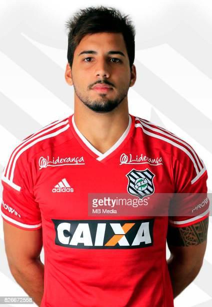 Brazilian Football League Serie B 2017 / 'n 'nAlisson Machado dos Santos