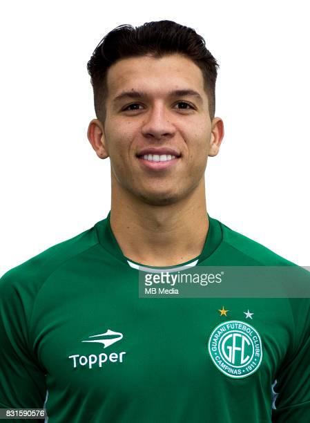 Brazilian Football League Serie B 2017 / 'n 'nBruno dos Santos Nazario ' Bruno Nazario '